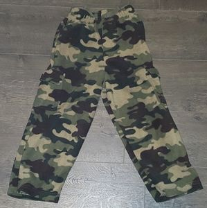 Boys Garanimals Camo Fleece Pants